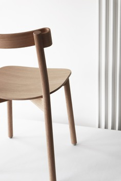 Minimal Still Life Bistro Chair — minimalgoods