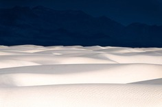 White Sands, New Mexico: Landscape Photography by Navid Baraty