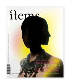Studio Dumbar: Items Magazine Editorial Design #magazine