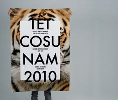 drapht #tiger #2010 #poster #typography