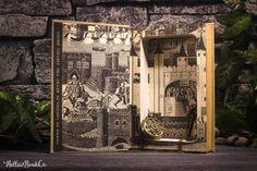 Hollow Book Safe - Vintage (1962) - The Last Plantagenets