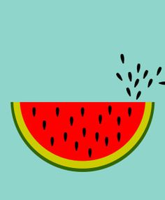 #watermelon #illustration #neuroart #malzanini