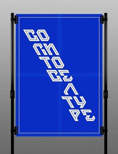 Air - A New Typo by Oriol Bedia / 2otsu | Slanted - Typo Weblog und Magazin #typodesign #modern #air #2otsu #blue #typography