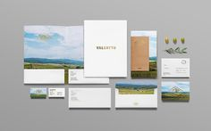 Anagrama | Valentto #stationary #business #identity #envelope #cards