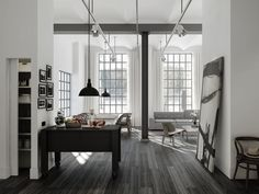 Lotta Agaton: Läderfabriken #interior #design #decor #deco #decoration