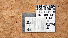 Brutalist Publication - Celebrating Peter and Alison Smithsons 'Robin Hood Gardens' #Brutalist #Brutalism #publication #book #thesmithsons