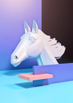 2014 – Year Of Horse on Behance #wefwef