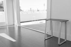 pausma design stool aluminium minimal beautiful new zealand mindsparkle mag