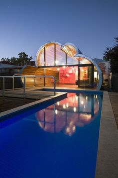 Cloud House by McBride Charles Ryan | The Design Ark #ryan #house #cloud #achitecture #home #by #mcbride #charles