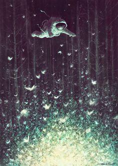 Aleksey Litvishkov #digital #ilustration #art
