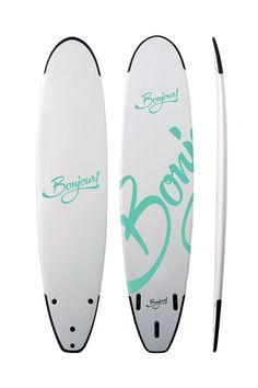 Akhmatov Studio » Surfboards Bonjour!