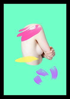 Strokes on Behance #color