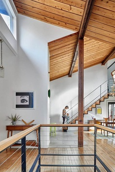 Beacon House Unique Gut Renovation of Upstate New York Home 7
