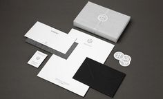 DEUTSCHE & JAPANER - Creative Studio - ignant #white #print #design #black #identity #and #logo