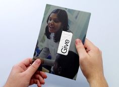 Give & Go - Studio 2br #print #branding