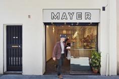 Mayer Boulangerie Identity - Mindsparkle Mag Forma & Co designed the identity for Mayer Boulangerie. #logo #packaging #identity #branding #design #color #photography #graphic #design #gallery #blog #project #mindsparkle #mag #beautiful #portfolio #designer