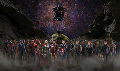 Avengers Infinity War Wallpaper Hd For Desktop – WallpapersBae
