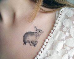 Beautiful Temporary Tattoos by Kelly Mitchell Gazdowicz #tattoo #bodyart