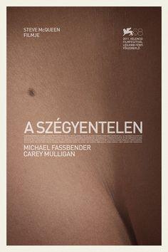 Shame #shame #movie #steve #mcqueen #poster #kenczler #mã¡rton