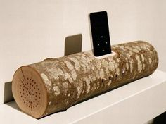 Recent Design Inspirations | Fab.com #ipod #design #stereo #wood #sound #hifi