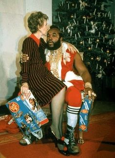 Nancy Reagan has been good this year. #photography #nancy #reagan #mrt