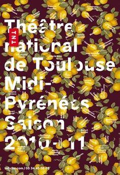Apeloig #fruit #poster
