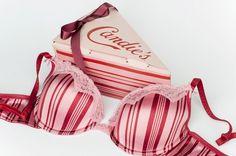 Soutien-gorge Candie's | Gabriel Lavallée — Designer graphique #cake #lingerie #bra #candies #packaging #box