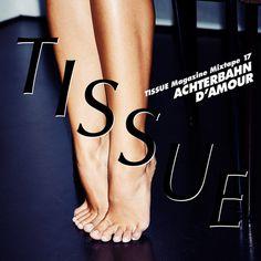 TISSUE Magazine #tissue #photography #90s #minimal #magazine #typography