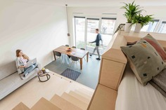 Timber Loft in Amsterdam