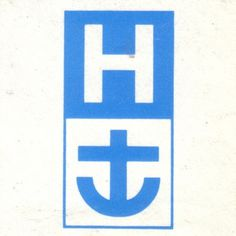 Hoganas AB / 1960 / 1970 #logotype #sweden #design #graphic #1960 #hoganas #1970