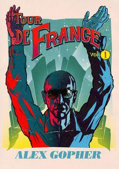 Tour De France POSTERS #maciek #wolaski