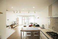 Dongtan House by JYA-RCHITECTS #interior #south #korea #minimalism