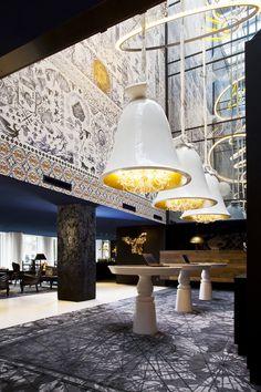 Andaz Amsterdam, Marcel Wanders interiors - www.homeworlddesign. com (8) #hotel #amsterdam