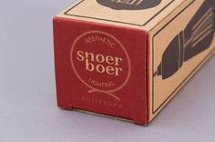 Snoerboer - Verpakkingen - Je Favoriete Ontwerpers Visuele Communicatie - Packaging