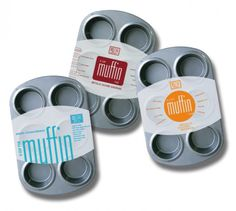 Kristin Verby - Minneapolis, Minnesota - MN Rubber MetalFlex Package Concepts #packaging #muffins