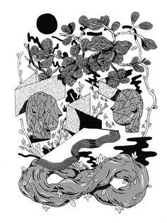 Niv Bavarsky #graphic