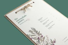 The marmalade pantry corporate design branding bravo singapore restaurant beautiful minimal mindsparkle mag designblog
