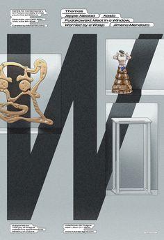 Futura ad for Mousse Magazine
