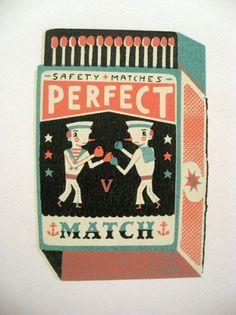design work life » Tom Frost Matchbox Illustrations