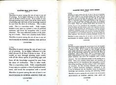 Cloister Bold type specimen