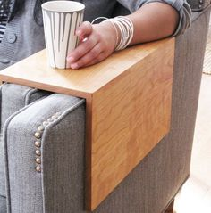 Couch Arm Wrap #tech #flow #gadget #gift #ideas #cool
