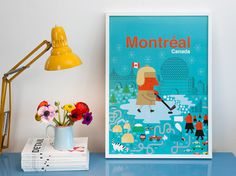 Human Empire - Maxime Francout #canada #montreal #design #illustration #vintage