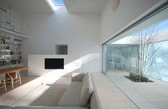 Library House / Shinichi Ogawa #architecture