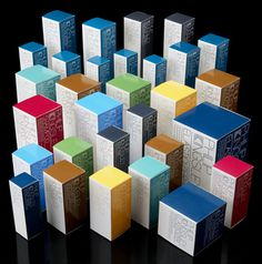 Multistorey #packaging