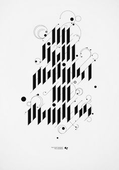 TYPOGRAPHY on the Behance Network #type