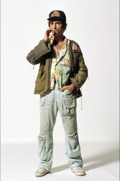 Alien, le huitième passager Harry Dean Stanton #alien #clothing #tropical #fashion #awesome #badass