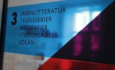 Rama Studio - Jagtvej Library #stationary #identity #minimal #branding