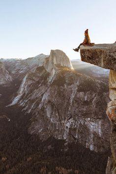 Yosemite National Park by Kyle Kotajarvi