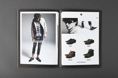 HUDSON LOOKBOOKS « IYA STUDIO LONDON | DESIGN | ART DIRECTION #design #awesome