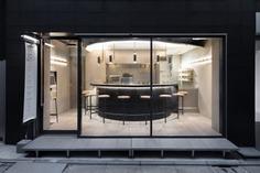 Noodle Shop Hyottoko by Keiji Ashizawa Design